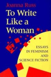 To Write Like A Woman Book PDF