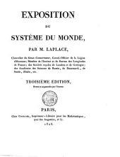 Exposition du système du monde: Volume2