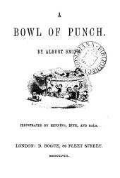 A bowl of punch