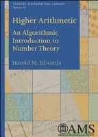 Higher Arithmetic PDF