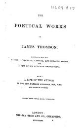 The Works of Mr. James Thomson ... To which is prefixed the life of the author by Patrick Murdoch. With engravings, including a portrait