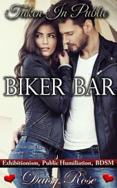 "Biker Bar: Book 1 of ""Taken In Public"""
