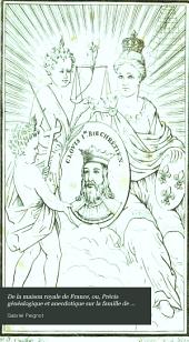 De la maison royale de France, ou précis généalogique et anecdotique sur la famille de Bourbon et sur ses illustres aïeux, depuis Saint Arnoud en 596, &c