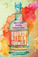 Course Design Formula