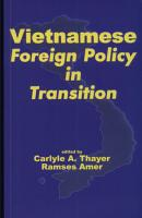 Vietnamese Foreign Policy in Transition PDF