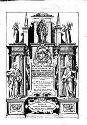 F.is Ioan. de Carthagena ... Homiliae catholicae: de sacris arcanis Deiparae et Iosephi ... ; tomus quartus