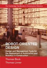 Robot Oriented Design PDF