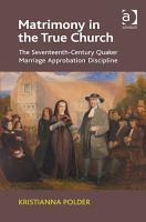 Matrimony in the True Church PDF