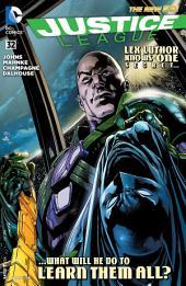 Justice League (2014- ) #32