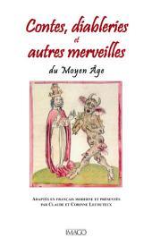 Contes, diableries et autres merveilles du Moyen Âge