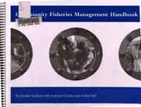 Community Fisheries Management Handbook