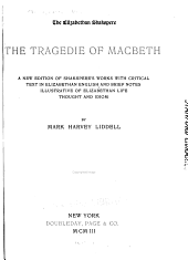The Elizabethan Shakespere: The tragedie of Macbeth. -v.2. The tempest