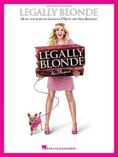 Legally Blonde (Songbook)