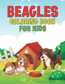 Beagles Coloring Book For Kids