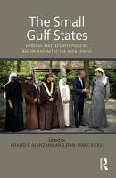 The Small Gulf States PDF