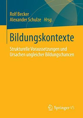 Bildungskontexte PDF