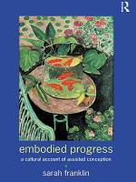 Embodied Progress PDF