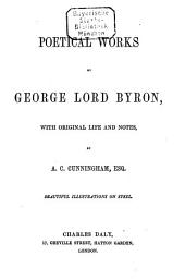 Poetical works by George Lord Byron