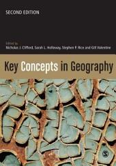 Key Concepts in Geography: Edition 2
