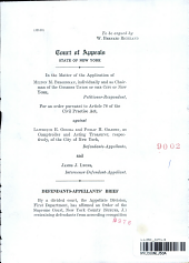 Court of Appeals: State of New York