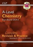 New A Level Chemistry for 2018  OCR A Year 1   2 Complete Revision   Practice with Online Edition