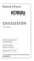 Fodor s in Focus Charleston PDF