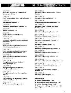 Pediatric Nursing PDF