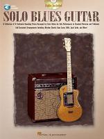 Solo Blues Guitar  Music Instruction  PDF