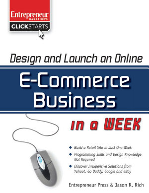 Design and Launch an E Commerce Business in a Week