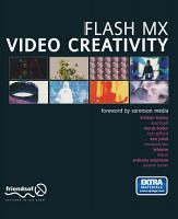 Flash Video Creativity PDF