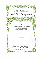 The Princess and the Ploughman