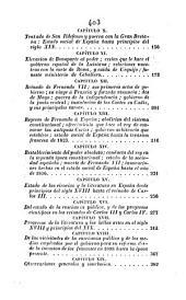 Historia de la civilización española desde la invasión de los árabes hasta la época presente: Volumen 3