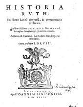 Historia Ruth