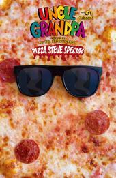 Uncle Grandpa: Pizza Steve Special #1: Volume 1