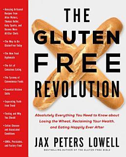 The Gluten Free Revolution Book