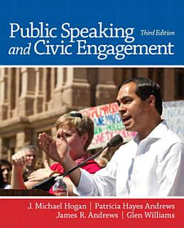 Public Speaking and Civic Engagement Book
