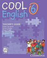 Cool English Level 6 Teacher's Guide with Audio CD and Tests CD