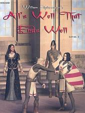 All's Well That Ends Well: Easy Reading Shakespeare Series