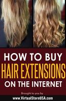 How to Buy Hair Extensions on the Internet PDF