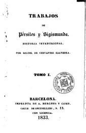 Trabajos de Pérsiles y Sigismunda, 1: historia septentrional