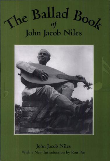 The Ballad Book of John Jacob Niles PDF