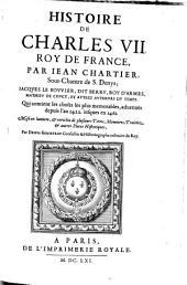 Histoire de Charles VII. roy de France