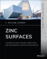 Zinc Surfaces PDF