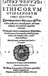 Ethicorum Ovidianorum libri quatuor