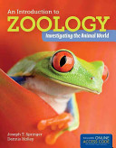 An Introduction to Zoology Book