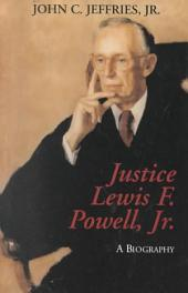 Justice Lewis F. Powell, Jr