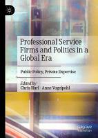Professional Service Firms and Politics in a Global Era PDF