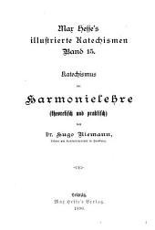 Katechismus der Harmonielehre