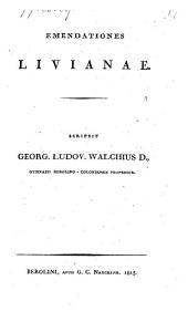 Emendationes Livianae