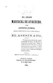 El gran mariscal de Ayacucho